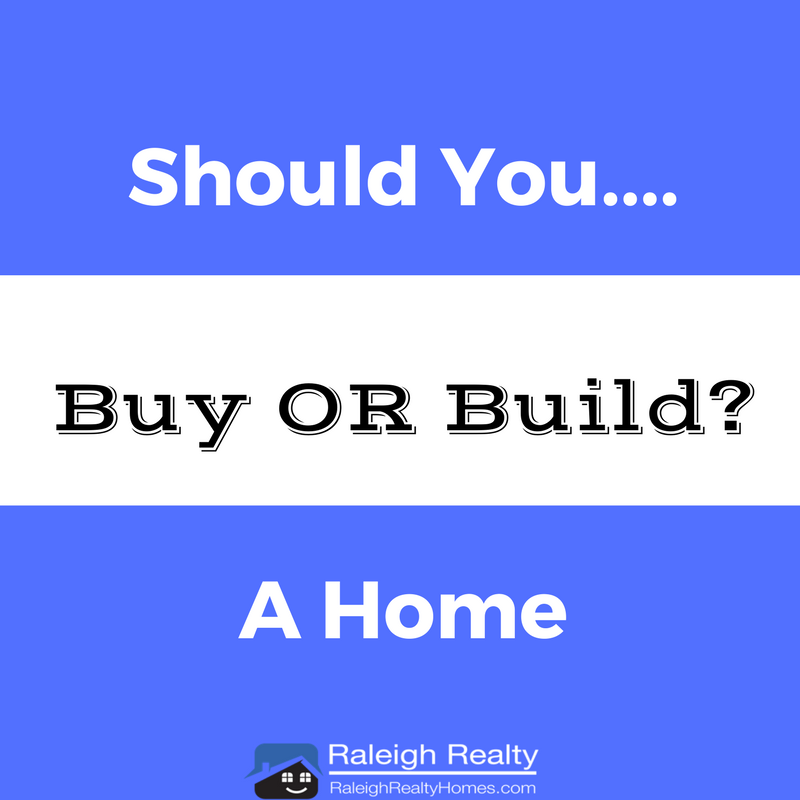 Should you Buy or Build a New Construction Home?