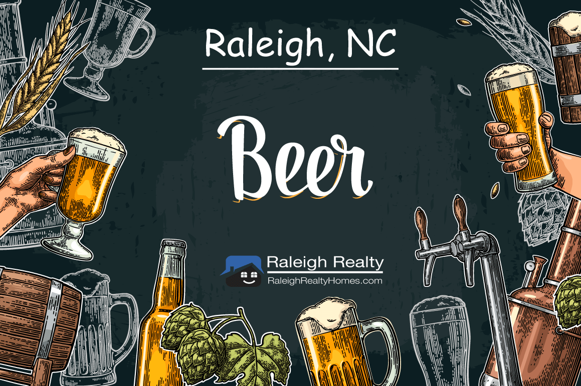Best Breweries Raleigh NC
