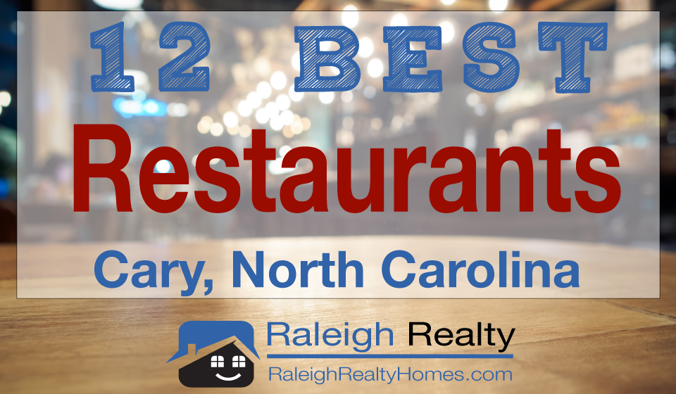 Best Restaurants Cary, NC