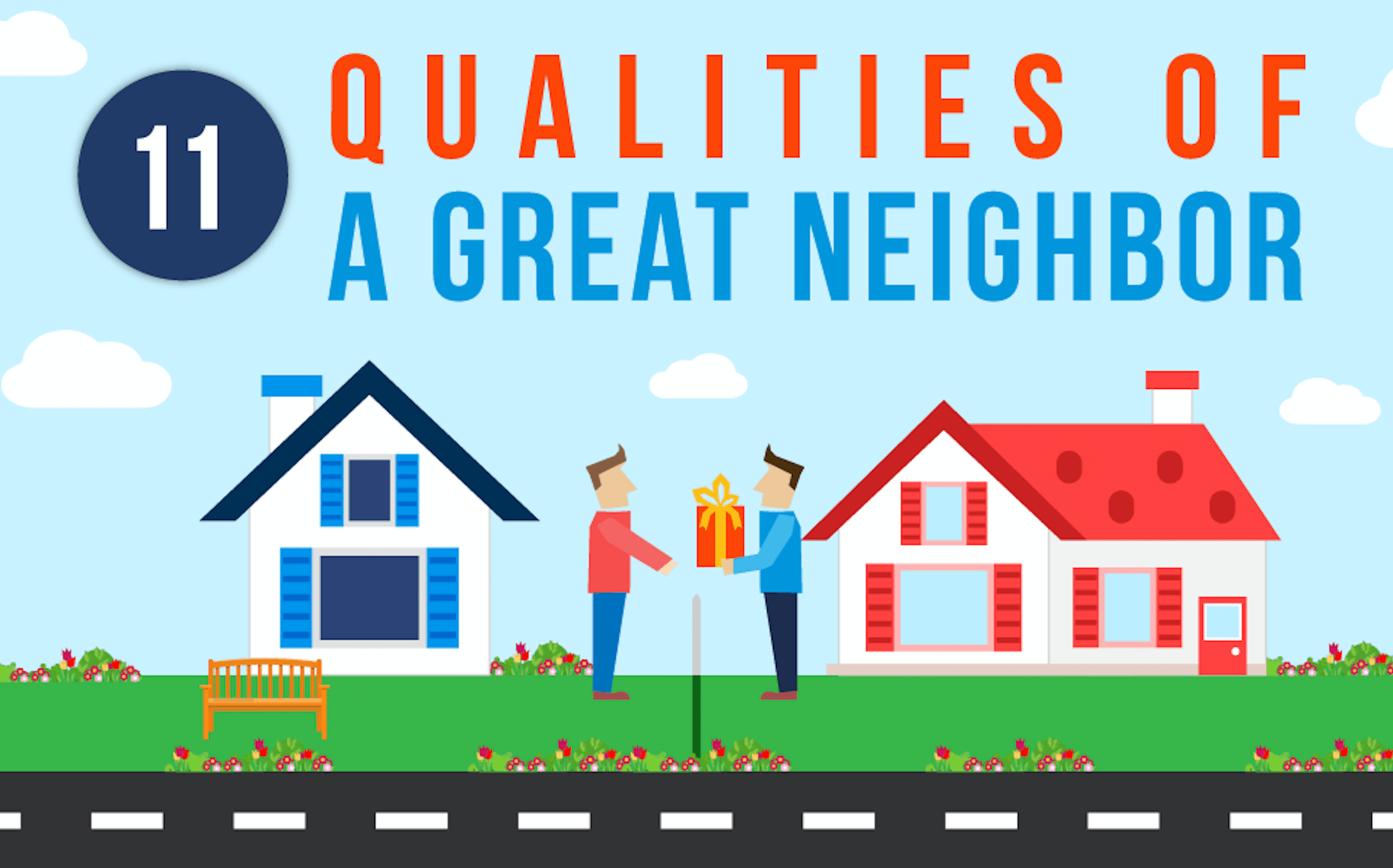 11 Qualities of a Great Neighbor in Raleigh, NC
