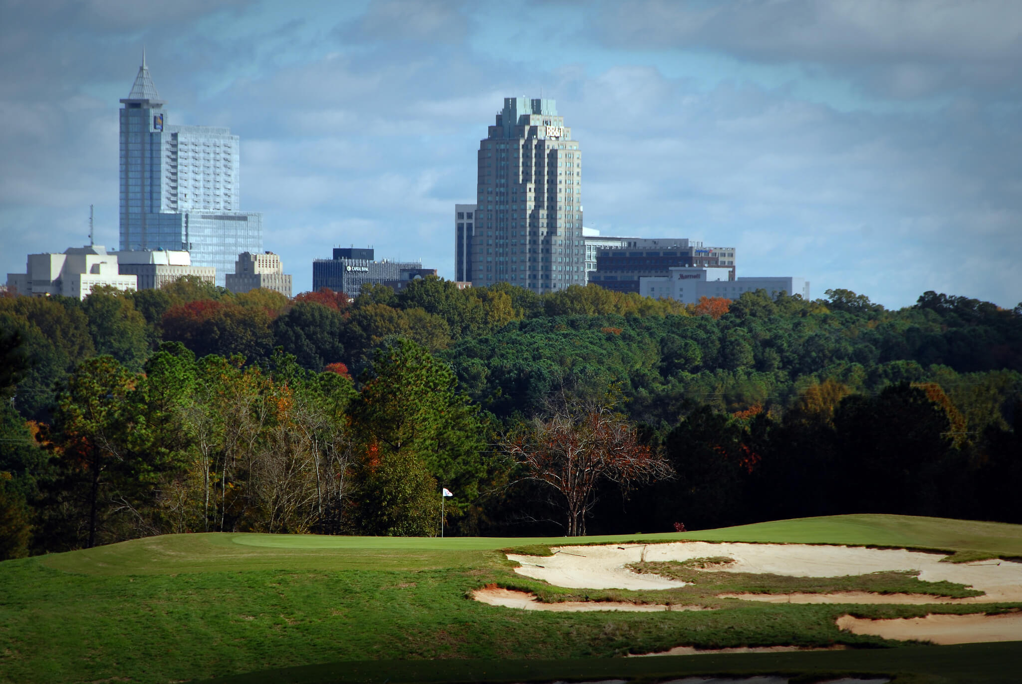 Golf Course Communities are a great reason to move to Raleigh Nc