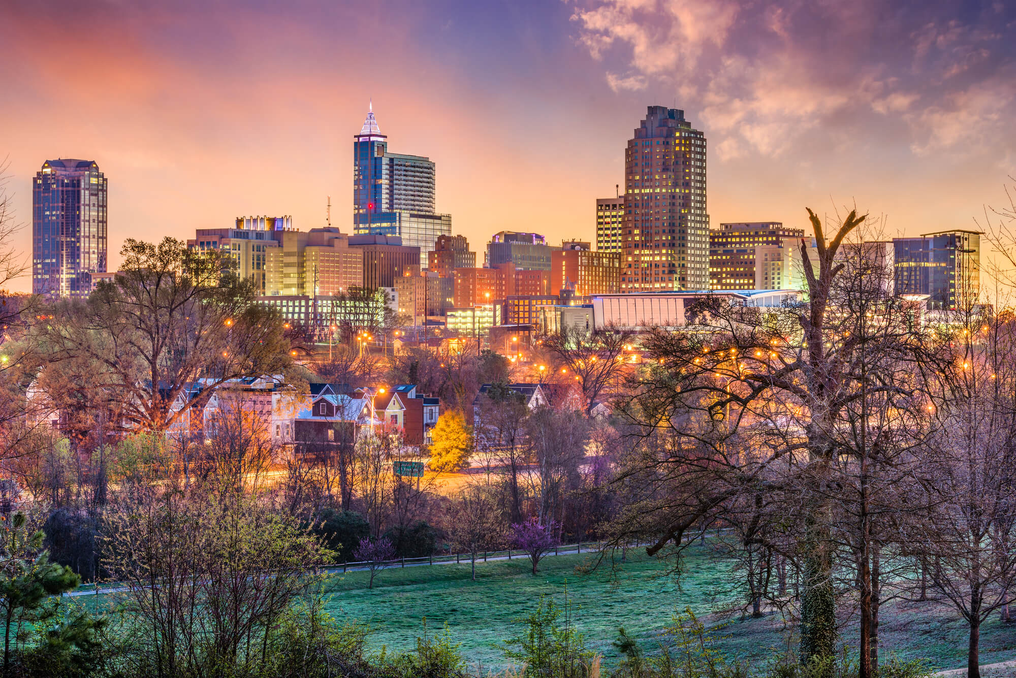 Moving to Garner, NC a fast-growing Raleigh, North Carolina Suburb