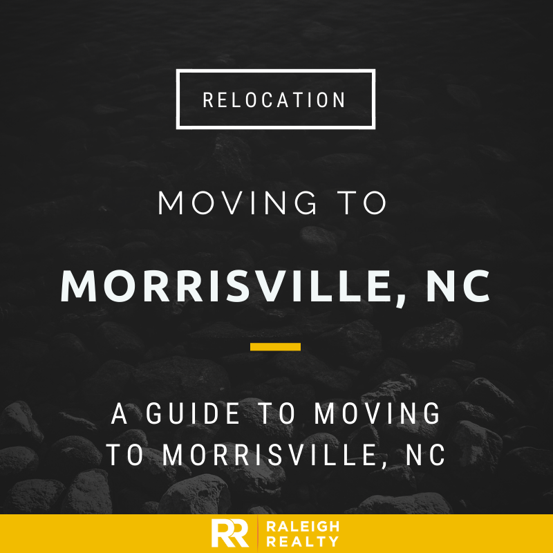 Moving to Morrisville, NC - What is it like living in Morrisville, North Carolina!