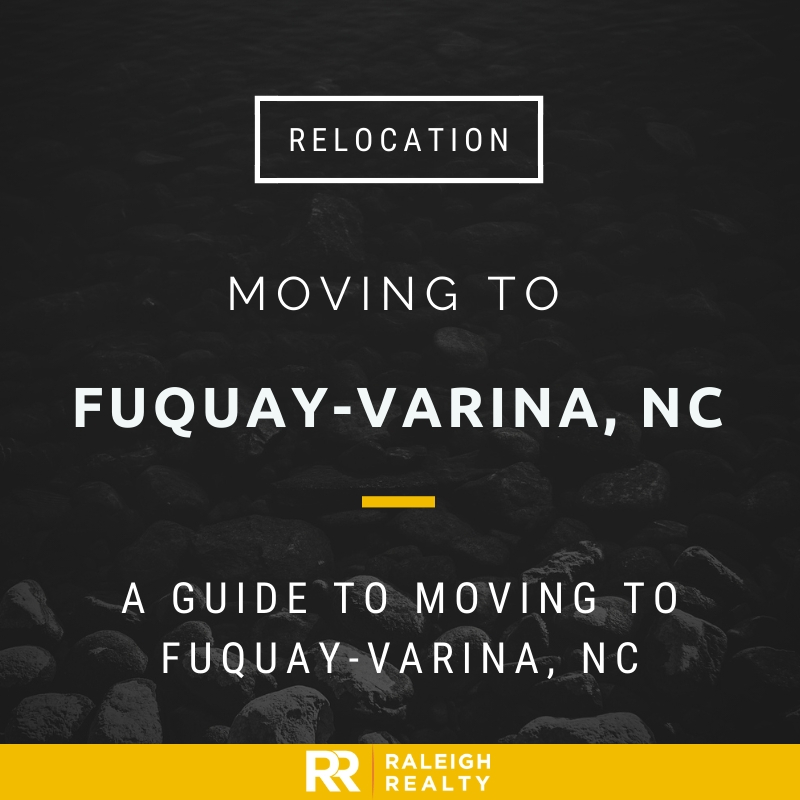 Moving to Fuquay-Varina, NC - What is it like living in Fuquay-Varina, NC?