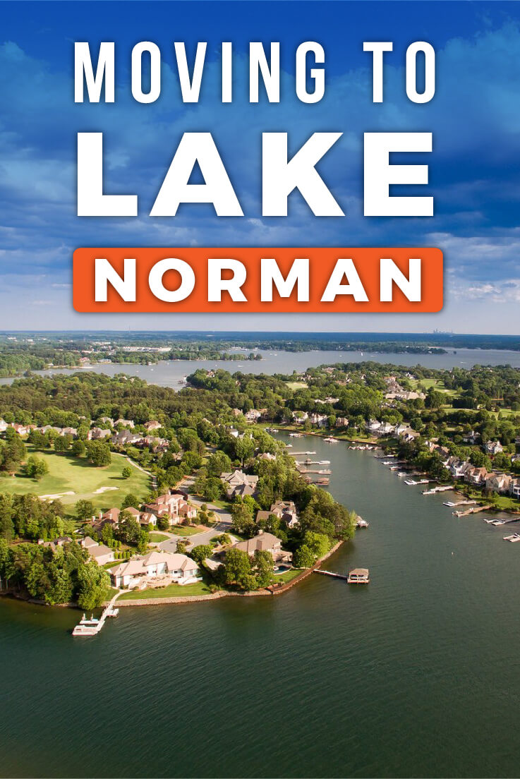 Living on Lake Norman - Why so many people are relocating to Lake Norman