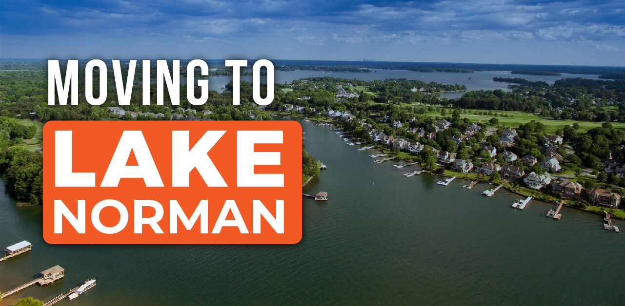 Moving to Lake Norman in Charlotte, NC - Lake Norman is a great place to live!