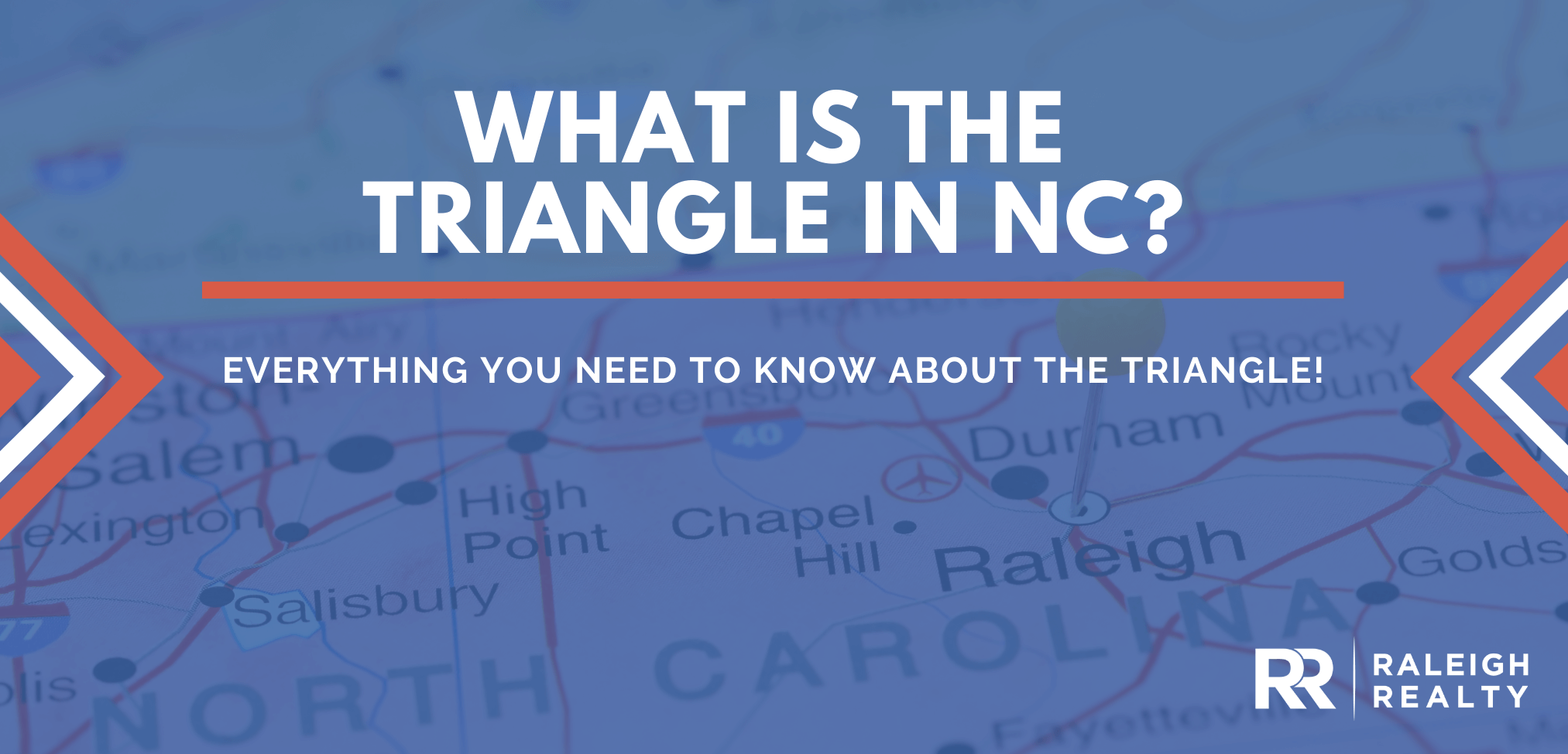 What is the Triangle in NC?