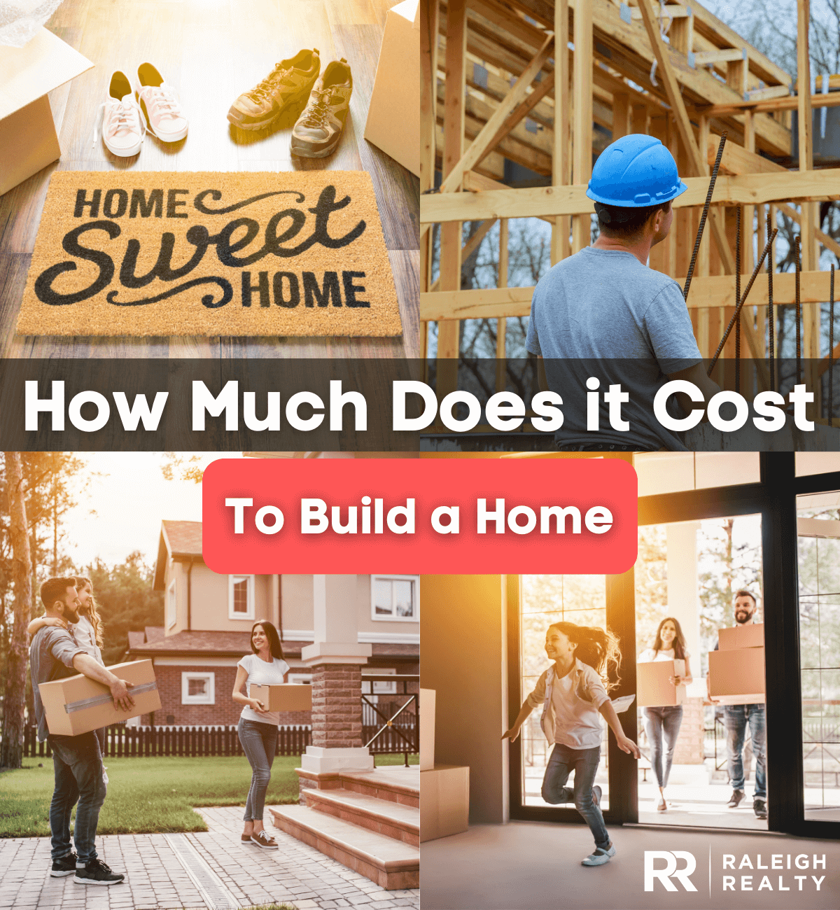 How Much Does It Cost to Build a House? - Building a Home, New Construction