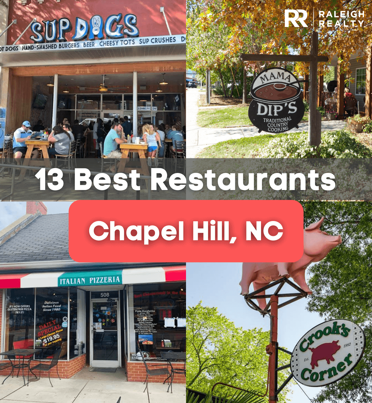 Best Restaurants in Chapel Hill, NC - Local, Family, Italian, and more!