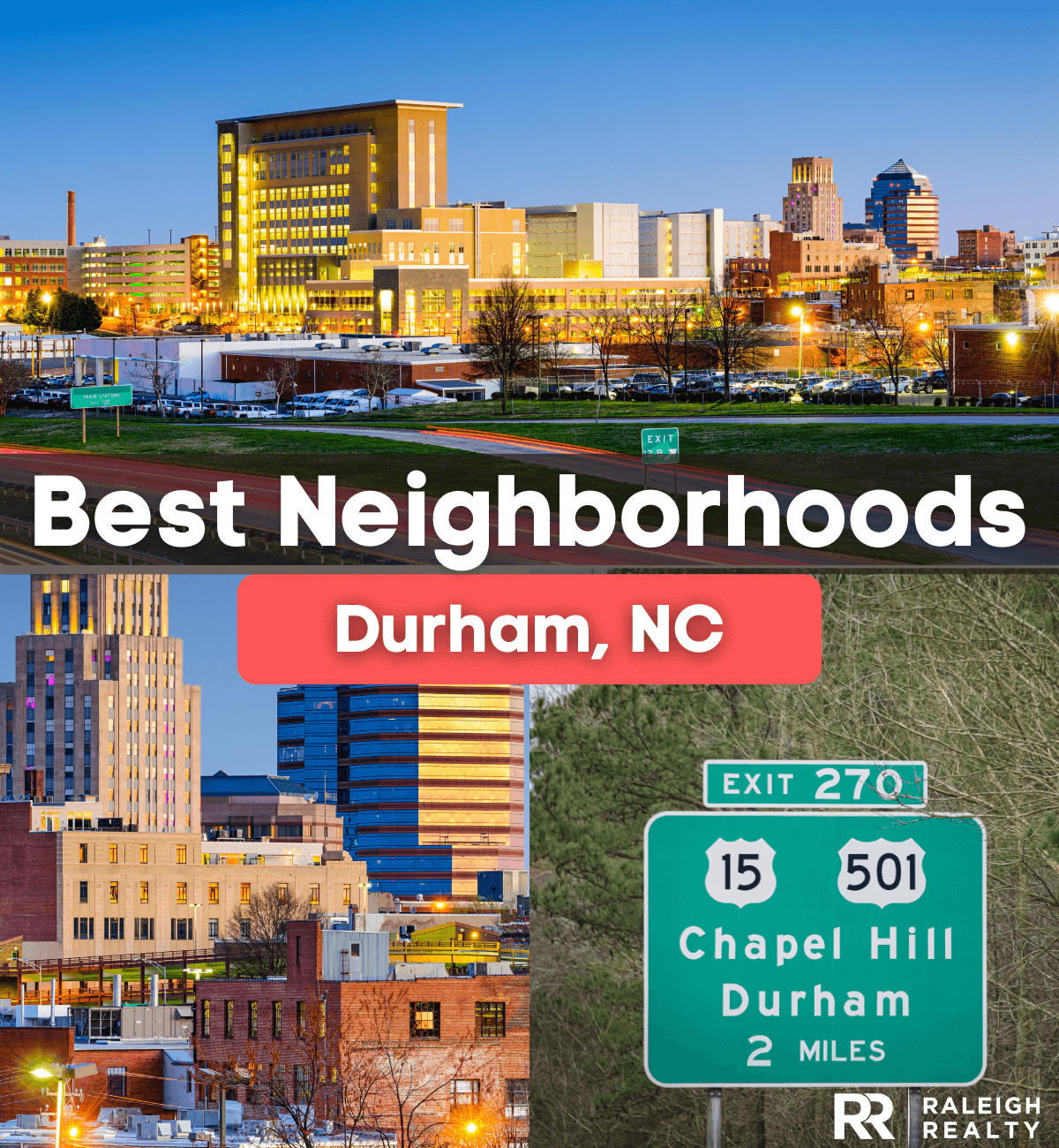 Best neighborhoods in Durham, NC - Best Places to live in Durham, NC!