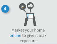 Realtors know how to market your home online
