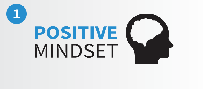 Have a positive mindset when you sell your home