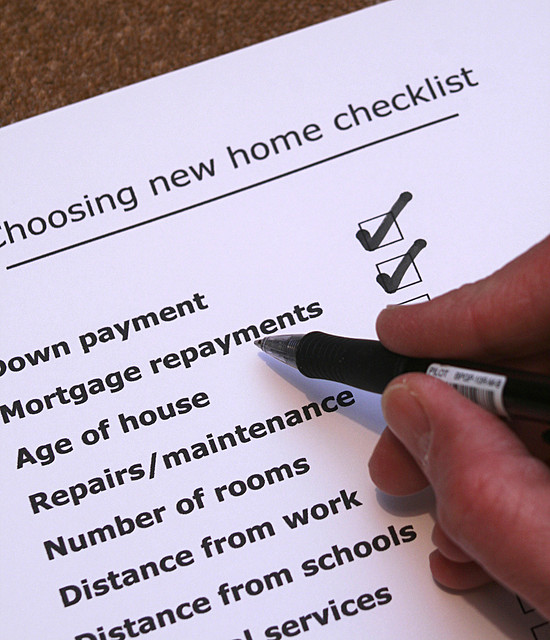 Buying a Home in Raleigh NC Checklist to help