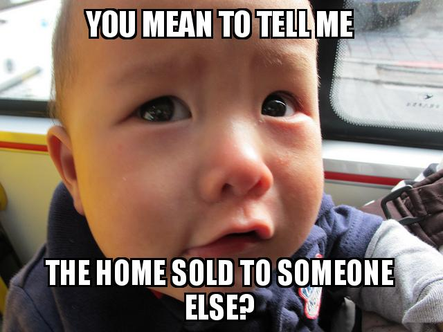 Buyer Mistake becoming too emotional when buying a home