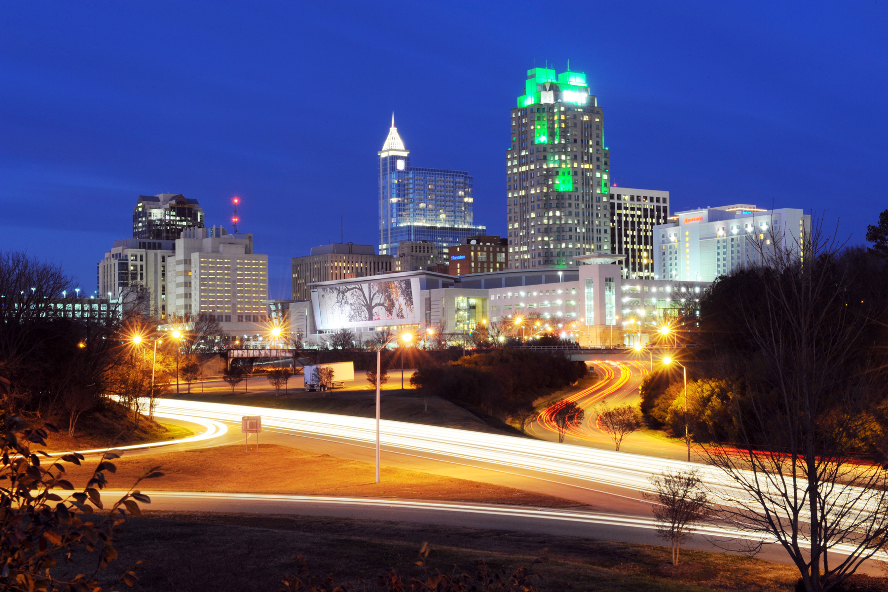 Relocating to Raleigh NC, Great City to Move to!