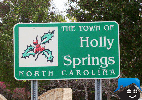 Holly Springs Homes for Sale 12 Oaks Neighborhood