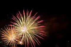 Fuquay-Varina, NC Fireworks and Events