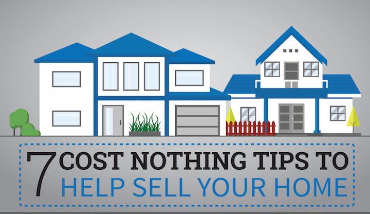Cost Nothing Tips to Sell Your Home