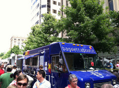 Food Truck Rodeo Raleigh, NC