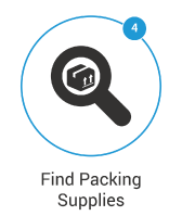 Find packing supplies to help with your move