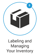 Labeling and Managing Inventory in preparation for your move!