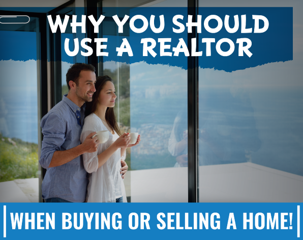 Should you use a Real Estate Agent When Buying and Selling Homes?