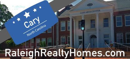 Homes for Sale Cary, NC