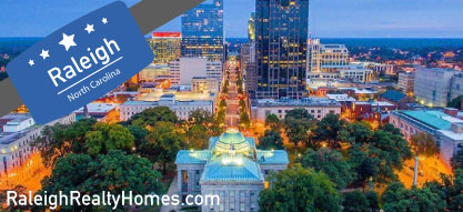 Homes for Sale Raleigh NC