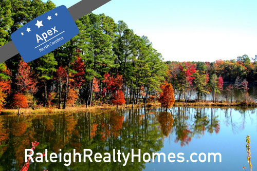 Homes for Sale Apex, NC