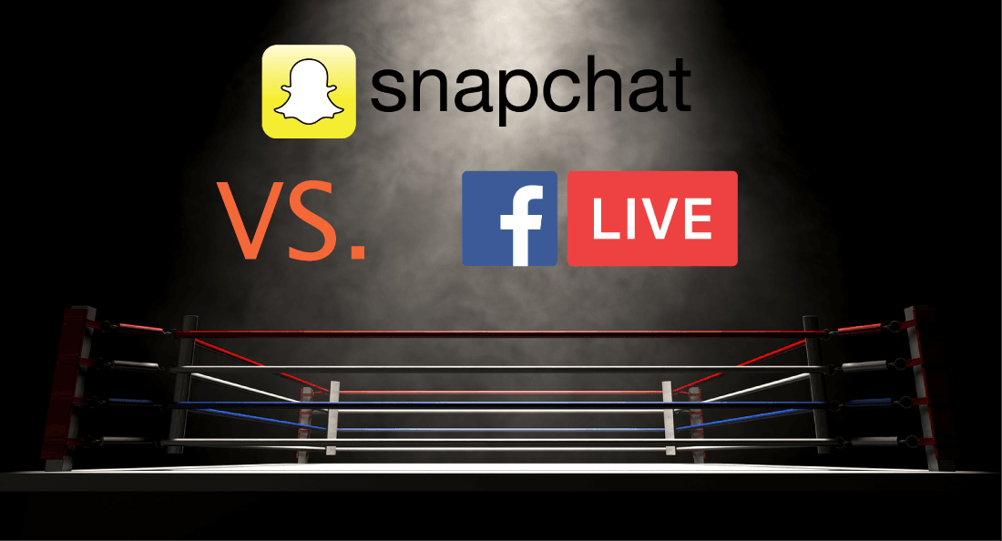 Snapchat Vs. Facebook Live Real Estate Lead Generation