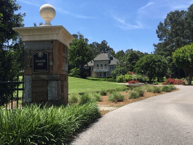 Home Locations on a Golf Course offer luxurious amenities for buyers