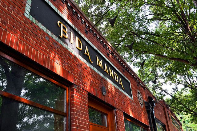 One of Downtown Raleigh NC Best Restaurants - Bida Manda is a Laotian Cuisine