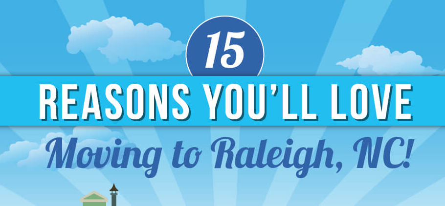 15 Things To Know Before Moving To Raleigh