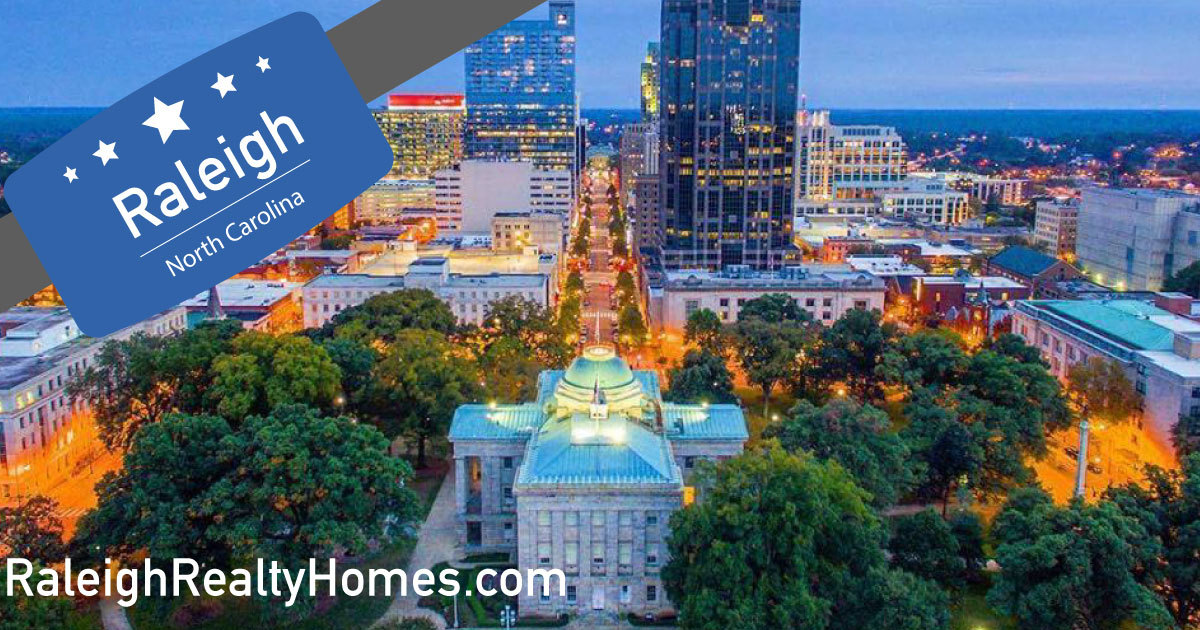 Raleigh Homes for Sale | UPDATED every 15 minutes!